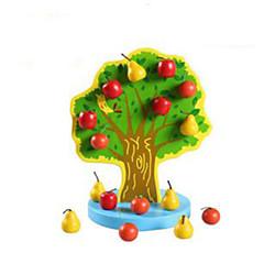 Odstresowywujący Zabawka edukacyjna Hobby Zabawki Zabawne Kula Cylindryczny Drewno Tęczowy Dla chłopców Dla dziewczynek