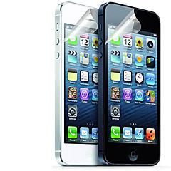 [12パック] iPhone 5/5Sのための高品質のマットアンチグレアスクリーンプロテクター