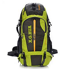 60 L Backpacker-ryggsäckar Cykling Ryggsäck ryggsäck Klättring Fritid Sport Cykling/Cykel Camping & VandringVattentät Andningsfunktion