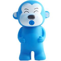 강아지 장난감 반려동물 장난감 인터렉티브 찍찍 소리를 내다 블루 고무