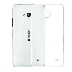 Na Etui Nokii Ultra cienkie / Przezroczyste Kılıf Etui na tył Kılıf Jeden kolor Miękkie TPU NokiaNokia Lumia 930 / Nokia Lumia 640 /