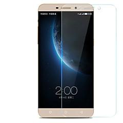 5pcs høj gennemsigtighed lcd krystalklar skærmbeskytter med rengøringsklud til Huawei P8 lite