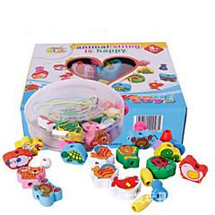 Odstresowywujący Zabawka edukacyjna Okrągły Kula Drewniany Dla chłopców Dla dziewczynek