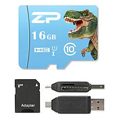 ZP 16GB MicroSD Class 10 80 Other Stwardnienie w jednym czytnikiem kart Czytnik kart Micro SD Czytnik kart SD ZP-1 USB 2.0