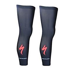 Uniszex Tavasz Nyár Tél Ősz Leg Warmers Kényelmes Védő Könnyű anyagok LYCRA Fitnessz Szabadidős sport Kerékpározás/Kerékpár