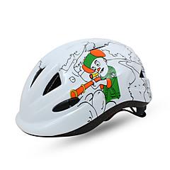 DZIECIĘCE Dla obu płci Rower Kask N / Otwory wentylacyjne Kolarstwo Kolarstwie szosowym Kolarstwo Sporty zimowe Jeden rozmiar EPS + EPU