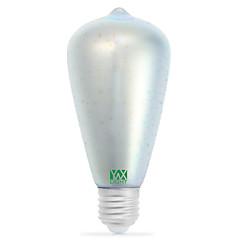 5W E26/E27 Lampadine globo LED 48 COB 400-500 lm Rosso Blu Giallo Verde Viola Rosa Ambra Violetto Arancione Decorativo V 1 pezzo