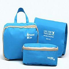 1.04 L Karperec táska Utazás Szabadtéri Viselhető Többfunkciós Szürke Oxford