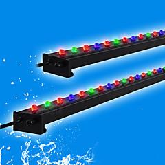 Akvaariot LED-valaistus Monivärinen Energiansäästö LED-lamppu AC 220-240V