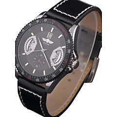 Heren Sporthorloge Militair horloge Dress horloge Modieus horloge mechanische horloges Kalender WaterbestendigAutomatisch