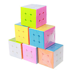 Rubik's Cube Smooth Speed Cube 3*3*3 Magic Cube ABS
