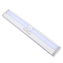 youoklight tragbaren Motion Sensing Schrank Schrank diy kalt weiß / warmes weißes Licht LED-Nachtlicht für Innen-Nachtbeleuchtung