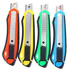 Sunwood®  91027 Large Antiskid Sheath Knife Color Random
