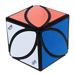 Qiyi® Tasainen nopeus Cube Alien Professional Level Rubikin kuutio Musta Fade Smooth Tarra Anti-pop säädettävä jousi ABS