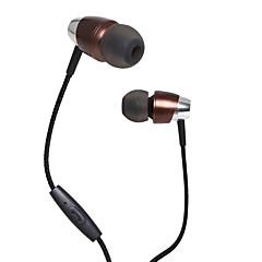 Neutral produkt KDK-201 I Øret-Hovedtelefoner (I Ørekanalen)ForMedieafspiller/Tablet Mobiltelefon ComputerWithMed Mikrofon DJ FM Radio