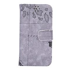 Varten Korttikotelo Lomapkko Tuella Flip Etui Kokonaan peittävä Etui Maisema Kova Tekonahka varten HTC HTC One M9