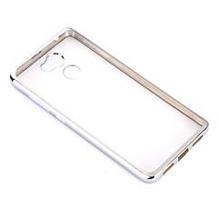 Mert Galvanizálás Ultra-vékeny Case Hátlap Case Egyszínű Puha TPU mert Xiaomi Xiaomi Redmi 4 Prime Xiaomi Redmi 4 Xiaomi Redmi 4a