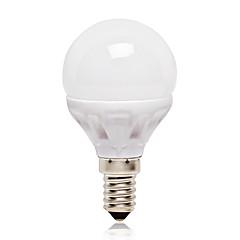 4.5W E14 Lampadine globo LED G45 14 SMD 2835 416 lm Bianco AC 220-240 V 1 pezzo
