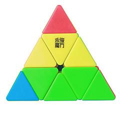 Rubiks kubus Soepele snelheid kubus pyraminx Magische kubussen ABS