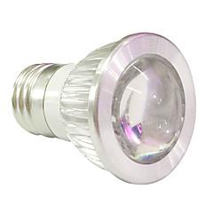 5W E14 GU10 E27 Luz de LED para Estufas 10 SMD 5730 165-190 lm Vermelho Azul V 1 pç