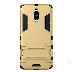 Varten Tuella Etui Takakuori Etui Panssari Kova PC varten HuaweiHuawei P9 Huawei P9 Lite Huawei P9 Plus Huawei P8 Huawei P8 Lite Huawei