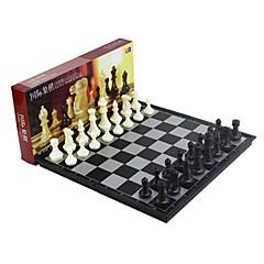 Brettspiel Schachspiel Spielzeuge Quadratisch Jungen Mädchen 1 Stücke