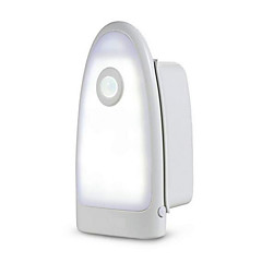 AC110-220V US Plug LED Intelligent Wireless Charging Body Sensor Light Emergency Light
