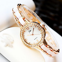 Women's Fashion Watch Digital Watch Quartz Digital Alloy Band Cool Casual Rose Gold