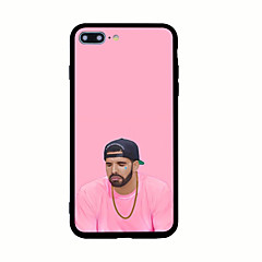Voor iPhone X iPhone 8 Hoesje cover Patroon Achterkantje hoesje Punk Hard Acryl voor Apple iPhone X iPhone 7s Plus iPhone 8 iPhone 7 Plus