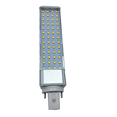12W G23 E26/E27 G24 LED à Double Broches T 55 SMD 2835 1000-1100 lm Blanc Chaud Blanc Froid Décorative AC 100-240 AC 110-130 AC 85-265 V1