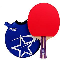 1 Αστέρι Πινγκ πονγκ Ρακέτες Λάστιχο Κοντή Λαβή Σπυράκια Εσωτερικό Αθλήματα Αναψυχής