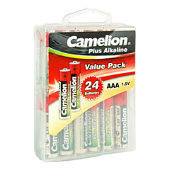 CAMELION LR03-pbh24 AAA αλκαλική μπαταρία 1.5V 24 πακέτο