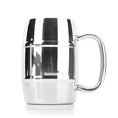 Pahare, 400 Oțel Inoxidabil Bere Căni de Cafea