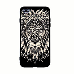 Mert Minta Case Hátlap Case Rajzfilmfigura Kemény Akril mert AppleiPhone 7 Plus iPhone 7 iPhone 6s Plus iPhone 6 Plus iPhone 6s iPhone 6