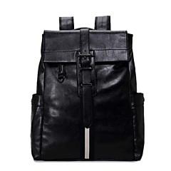 carwaluu 15,6 calowy laptop torba torby pu skóra komputer ramię