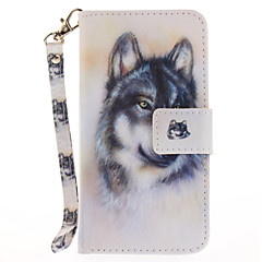 For Apple iPhone 7 Plus  7 Card Holder Wallet with Stand Flip Pattern Case Full Body Case Dog Hard PU Leather  6s Plus  6Plus 6s 6 5s 5