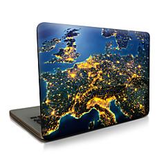 MacBook Air 11 13 / pro13 15 / ammattilainen retina13 15 / macbook12 maan yöllä kuvattu omena laptop tapauksessa
