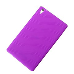 Silicone Rubber Gel Skin Case Cover for 8 Inch Huawei Honor Tablet 2 (JDN-AL00 and JDN-W09)