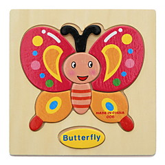 Puzzles Sets zum Selbermachen Bildungsspielsachen Holzpuzzle Bausteine Spielzeug zum Selbermachen 1