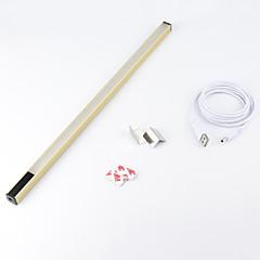 1stk krop sensor on / off dæmpes lille natlys kabinet lys til køkken soveværelse