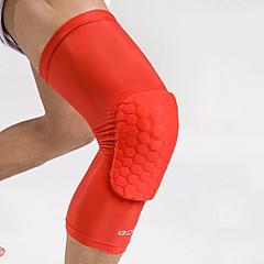 Bandă Genunchi για Fitness Μπάσκετ Ποδόσφαιρο Τρέξιμο Αντρικό Αναπνέει Εύκολη σάλτσα Ελαστικό Προστατευτικό Αντιολισθητικό ΑθλητικήΝάιλον