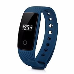 yyid107 έξυπνο βραχιόλι / έξυπνο ρολόι / bluetooth βραχιολάκι βραχιόλι του καρδιακού ρυθμού tracker οθόνη γυμναστικής