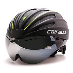CAIRBULL Dames Heren Unisex Fietsen Helm 28 Luchtopeningen Wielrennen Fietsen Bergracen Wegwielrennen Recreatiewielrennen One-Size PC EPS