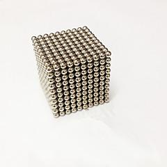 Magnetleksaker 1000 Bitar 3 MM Lindrar stress Magnetleksaker Magiska kuber Chefsleksaker Pusselkub Till present