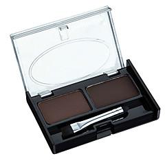 아이브로우 가루 방수 천연 블랙 페이드 베이지 어번(적갈색) 누드 눈