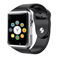 Herre Dame Smartur Digital Touchscreen Kalender Kronograf Speedometer Skridtæller Træningsmålere Kommunikation tachymeter Gummi Bånd