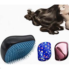 Børste og kam Til både vådt og tørt hår For glattere hår Minimerer krusning Massage Letvægt Antistatisk Normal
