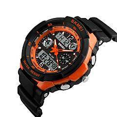 Inteligentny zegarek Wodoszczelny Długi czas czuwania Wielofunkcyjne Stoper Budzik Chronograf Kalendarz IR Nie Slot karty SIM