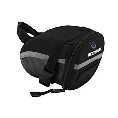 Bisiklet ÇantasıBisiklet Sele Çantaları Su Geçirmez Darbeye Dayanıklı Giyilebilir Çok Fonksiyonlu Bisikletçi Çantası PVC 600D Polyester