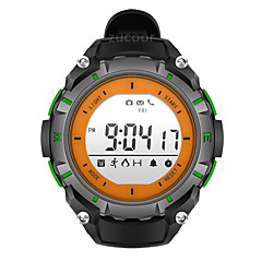 skmei wy08 älykäs ra / SmartWatch / aktiivisuuden trackerlong valmiustila / askelmittarit / herätyskello / matka seuranta